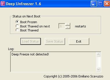 deep unfreezer 1.4