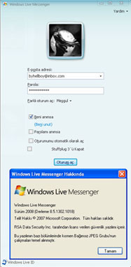 messenger 8 5 Windows Live Messenger 8.5 Final   8.5.1302.1018