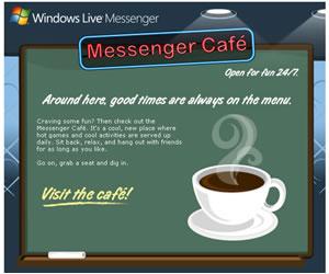 messenger cafe Messenger Cafe