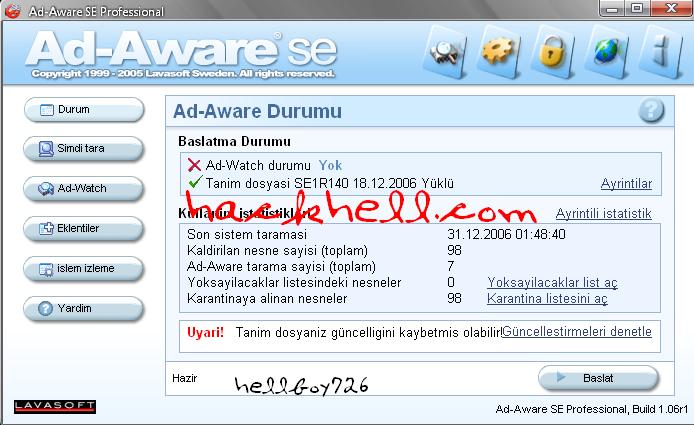 Güvenli Sorf ~ internette güvenliğinizi elden bırakmayın!