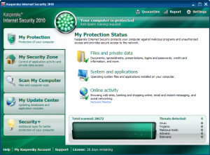Kaspersky 2010 01 300x221 Kaspersky Anti Virus Personal 2010 (Türkçe)