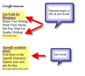 clickable ad format screenshot Adsense   Yeni Tiklanabilir Alanlar Uygulamasi