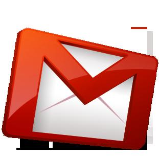 gmail logo Bir e posta baglantisina tiklandiginda, gmail ile gonderim yapmak!