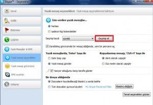 skype4 300x205 Skypein Geçmiş Kaydını Silme