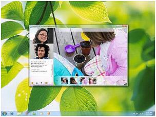 windowslivemessengerhd Yeni Windows Live 2011 ile HD Sohbet